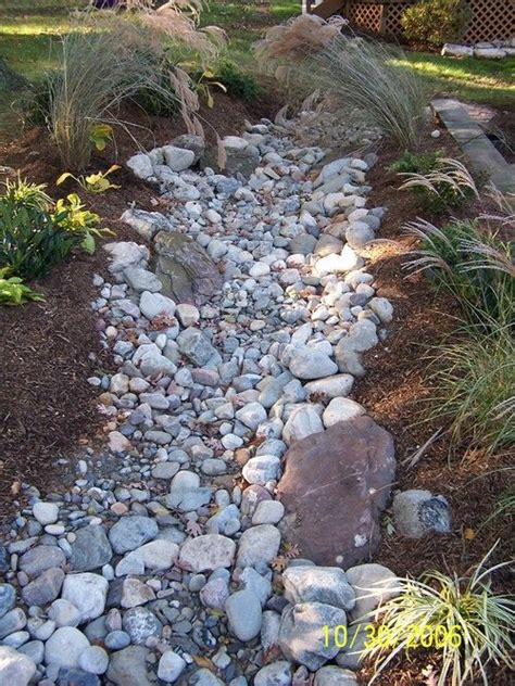 backyard creek ideas 12 best dry stream beds images on pinterest stream bed