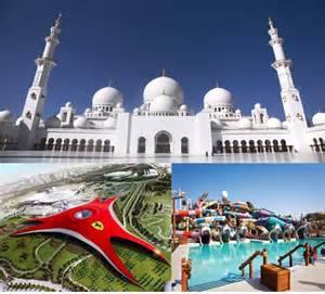 abu dhabi city tour and world atlanta
