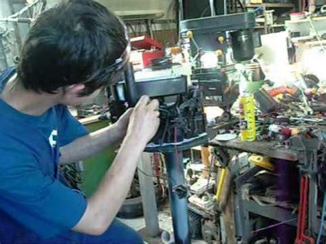 honda gv repair  cold start youtube