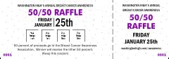 50 50 ticket template and 50 50 raffle tickets raffle ticket printing