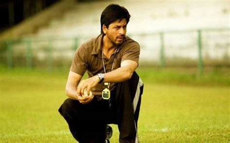 biography of movie chak de india chak de india s famous scene featuring shah rukh khan was