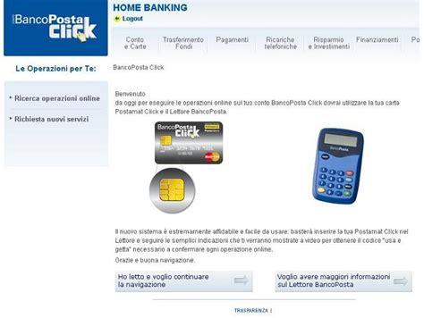 banco posta impresa il bancoposta click 200 una carta di credito prestamos