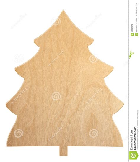 wooden christmas tree stock photo image 68082070