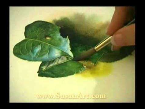 youtube watercolor tutorials watercolor techniques lost and found edges youtube