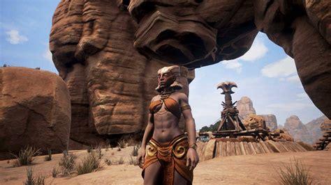 Conan Exiles conan exiles how to colour your armour using the dye system