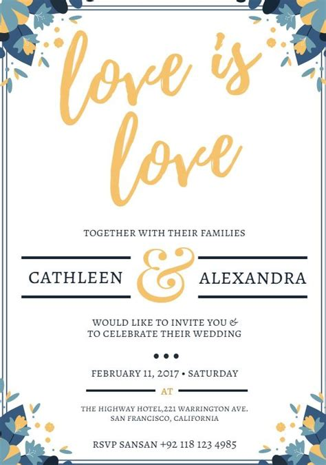 free customizable invitation templates wedding invitation templates doliquid