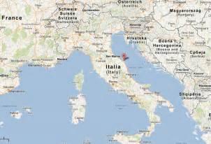 Ancona Italy Map ancona map