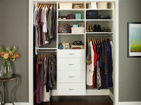 closet ideas for small spaces functional closet organization ideas for small space