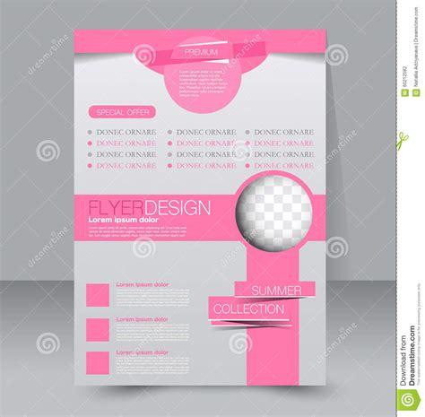design management pdf flyer template brochure design a4 business cover stock