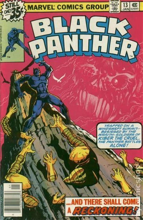 black panther golden book marvel black panther books black panther 1977 marvel 1st series comic books
