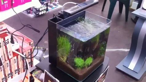 Jual Lu Aquarium Boyu free nano aquarium