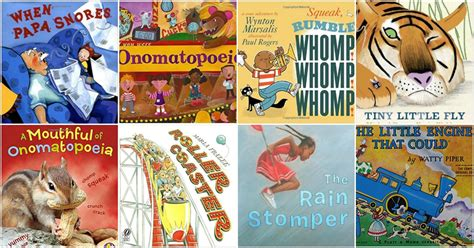 onomatopoeia picture books 30 of our favorite picture books with onomatopoeia