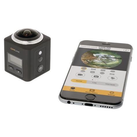 Wifi Transmedia camlink cl ac360 360 176 2k wifi waterproof