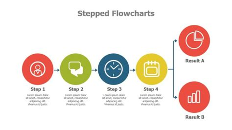 Powerpoint Flowchart Templates Flowchart Templates For Powerpoint Free