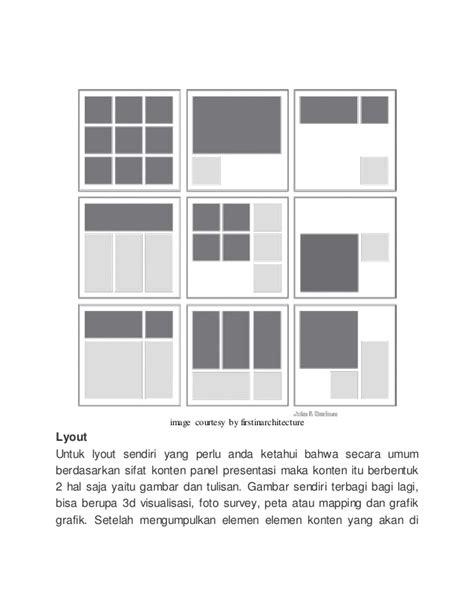 cara membuat video presentasi arsitektur tips mendesain panel presentasi desain arsitektur