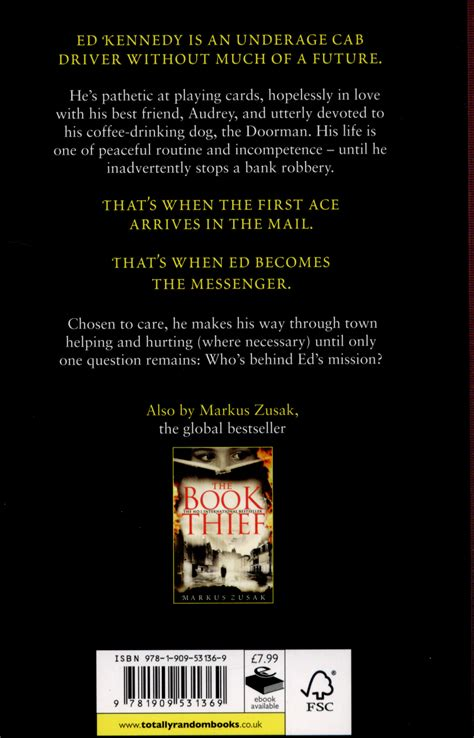 i am the messenger 1909531367 i am the messenger by zusak markus 9781909531369 brownsbfs