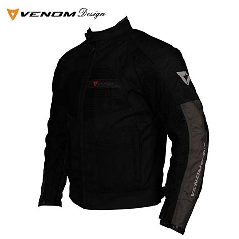 venom dynamic fileli siyah gri xs