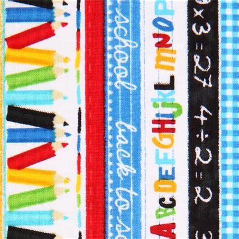 alfabet farris theme html tissu timeless treasures blanc crayons alphabet 233 cole
