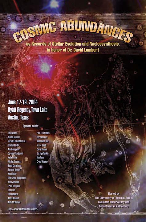 Cosmic Abundances As Records Of Stellar Evolution And Nucleosynthesis cosmic abundances