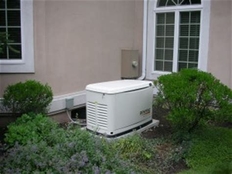 home generators system installation maintenance repair