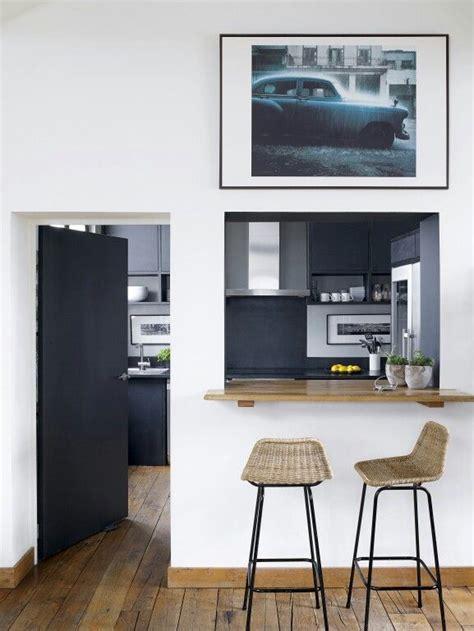 kitchen serving hatch mid century modern interior design