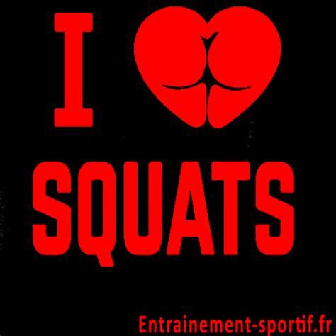 squat ou overhead squat pour la musculation des jambes