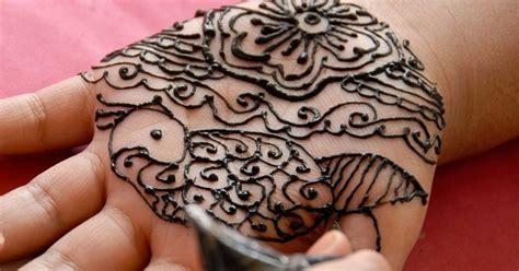 henna tattoo risiken 100 einfache henna designs f 252 r anf 228 nger