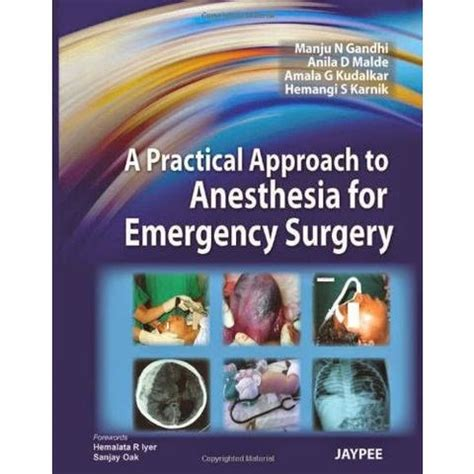 Surgery Supplements How To Detox From Anesthesia by Libros Medicos Universal Books