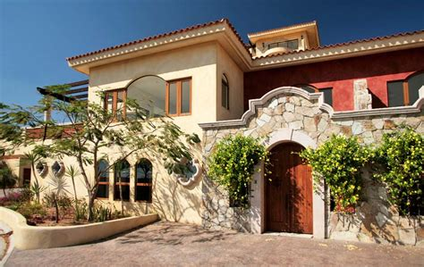 cabo san lucas houses for sale cabo san lucas view villas for sale el cielito rancho paraiso