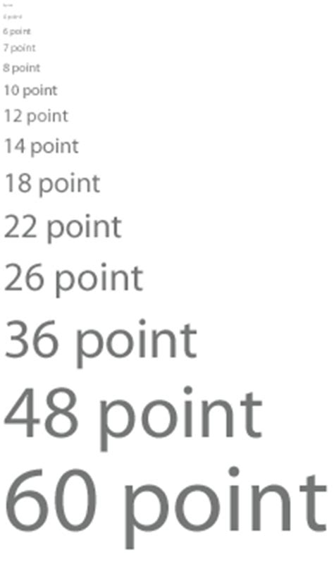 hoe werkt lettertype grootte pixels punten dpi en meer