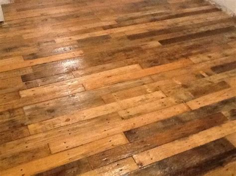 Pallet Flooring by Pallet Floors Style