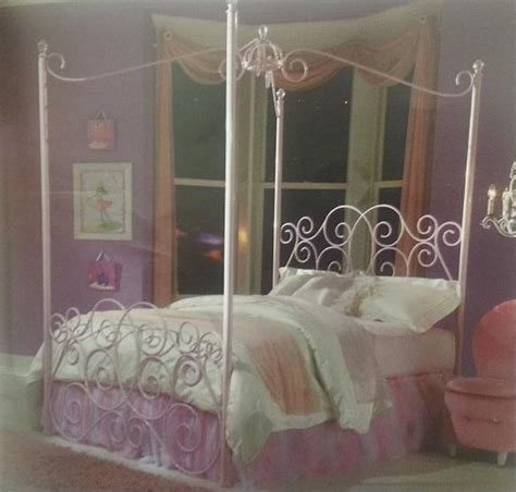 princess canopy bed furniture sales deals savings and discounts at mattress and furniture super center