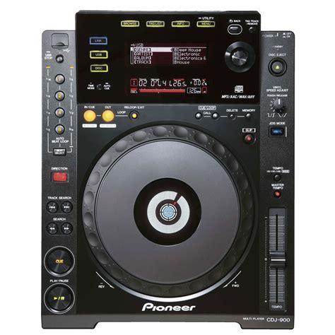 Pioneer CDJ 900 Multi Format USB Performance DJ Controller