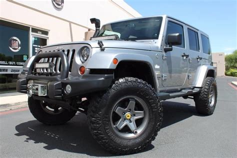 jeep modified 4x4 2013 jeep wrangler unlimited 4x4 modified stock