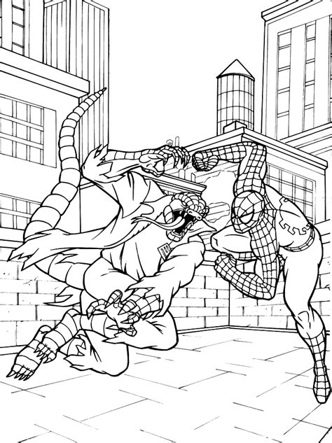 coloring pages spiderman games spiderman coloring pages games coloring home