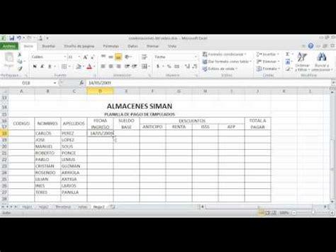 calendario pago planilla primer semestre pago 2016 pago de planilla mef 2016 quinto perito contador lsm 2016