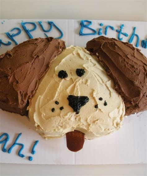 puppy cakes cake breeds picture
