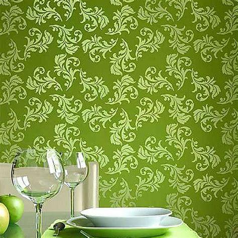home decor stencils alessa scroll allover wall stencil stencil pattern for
