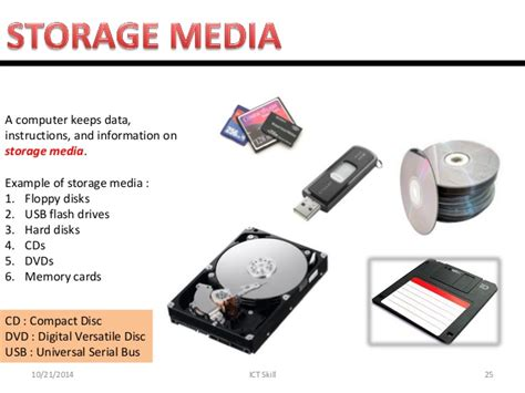 Storage Medium lab 1 introduction to computer