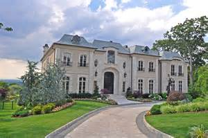 french chateau homes french chateau