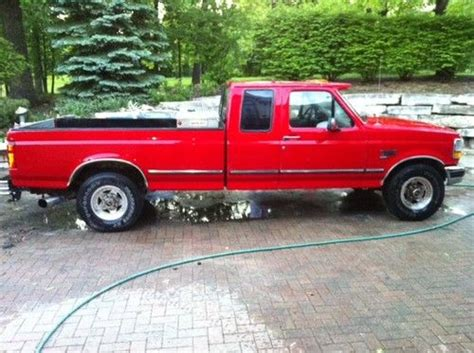 automobile air conditioning repair 1997 ford f350 parking system find used 1997 ford f350 extended cab pickup in orland park illinois united states
