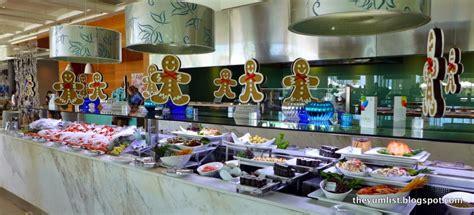 buffet at sheraton mirage resort gold coast the yum list