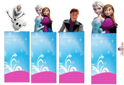 imagenes originales gratis frozen envoltorios especiales para golosinas para