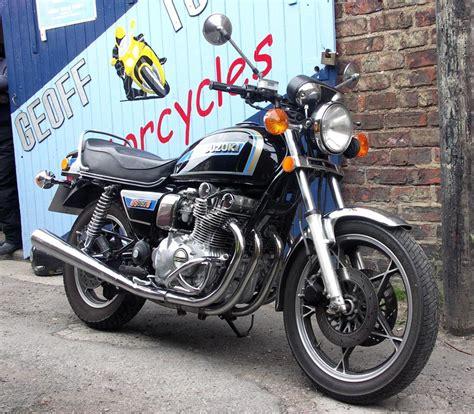 Suzuki Gs 850 Parts 1980 Suzuki Gs 850 L Pics Specs And Information