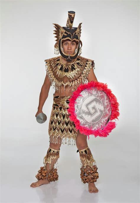 imagenes de vestuarios aztecas fotos de azteca traje
