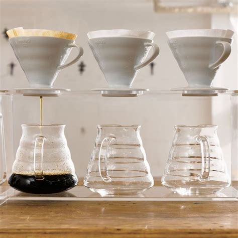 Tiamo Dripper V60 Ceramic Brown 01 Gelas Pour Keramik Hg5533br 17 best images about pour on stand for coffee maker and pour coffee maker