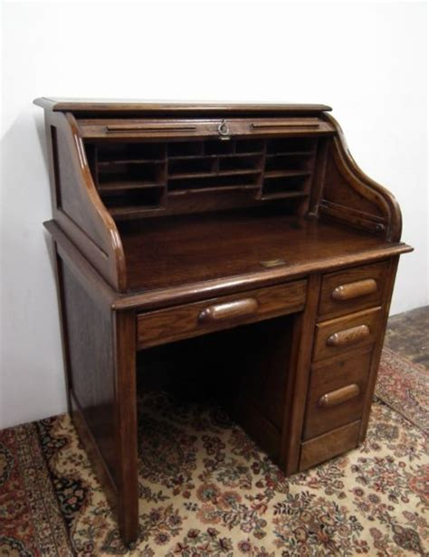 small oak roll top desk small oak roll top desk 177666 sellingantiques co uk