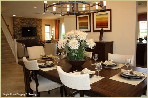 Staging A Dining Room For Sale Dining Rooms