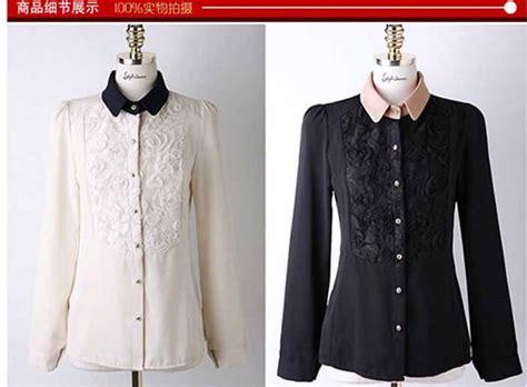 Valen Kemeja Wanita Panjang Baju Wanita Terbaru Baju Murah baju kemeja wanita lengan panjang 2018 model terbaru jual murah import kerja