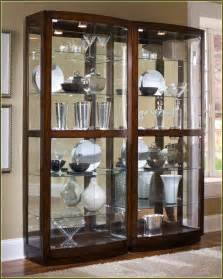 Ideas Design For Lighted Curio Cabinet Curio Display Cabinet Plans Home Design Ideas
